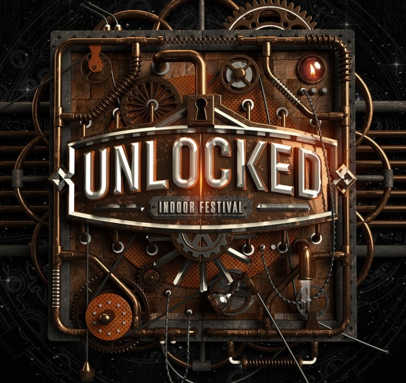 [ UNLOCKED Indoor Festival - 24 Octobre 2015 - Jaarbeurs - Utrecht - NL ] Unlock10