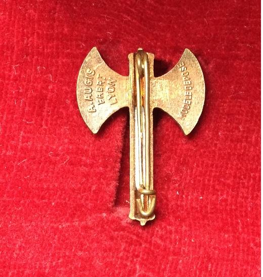 Vichy : Ordre de la Francisque 02210