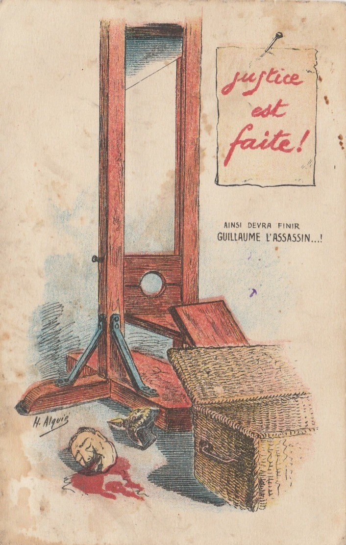 Guillotine in satire and caricature - Page 20 124_0010