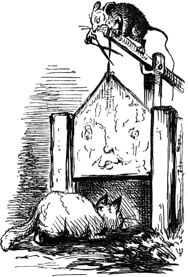 Guillotine in satire and caricature - Page 22 13491710