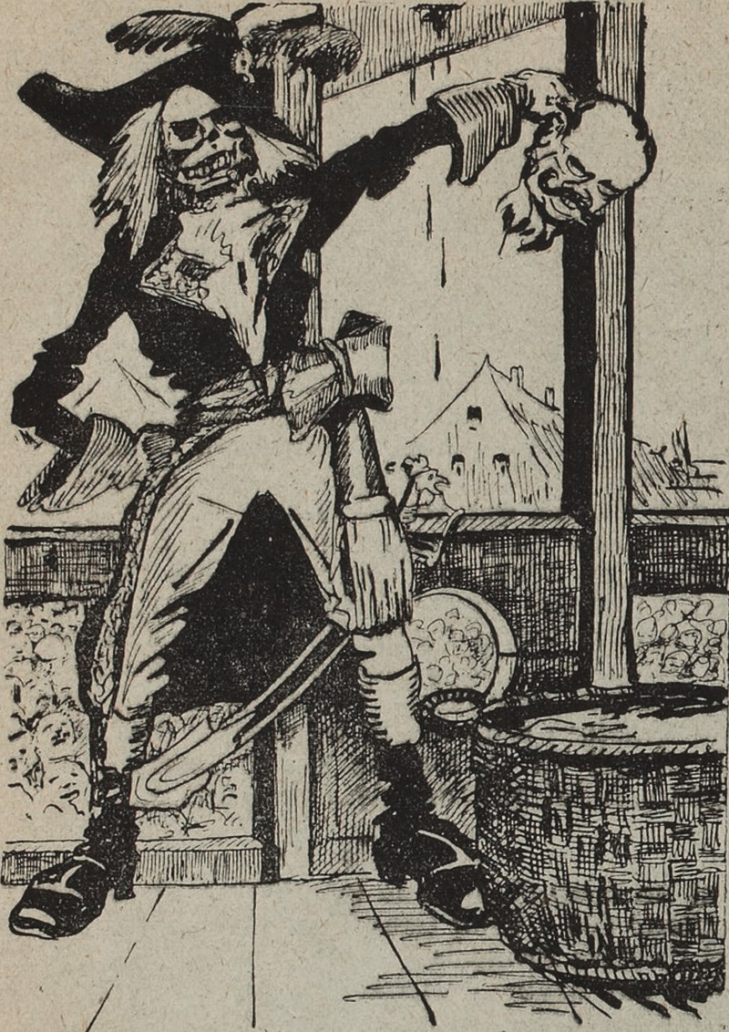 Guillotine in satire and caricature - Page 22 15165710