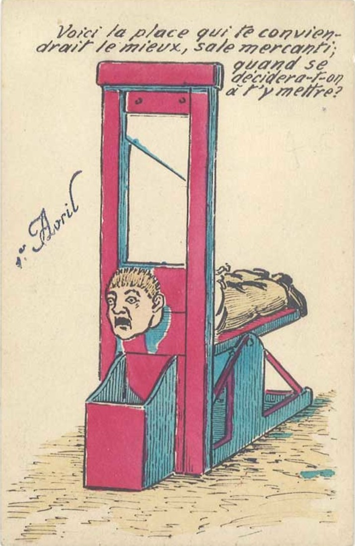 Guillotine in satire and caricature - Page 20 904_0010