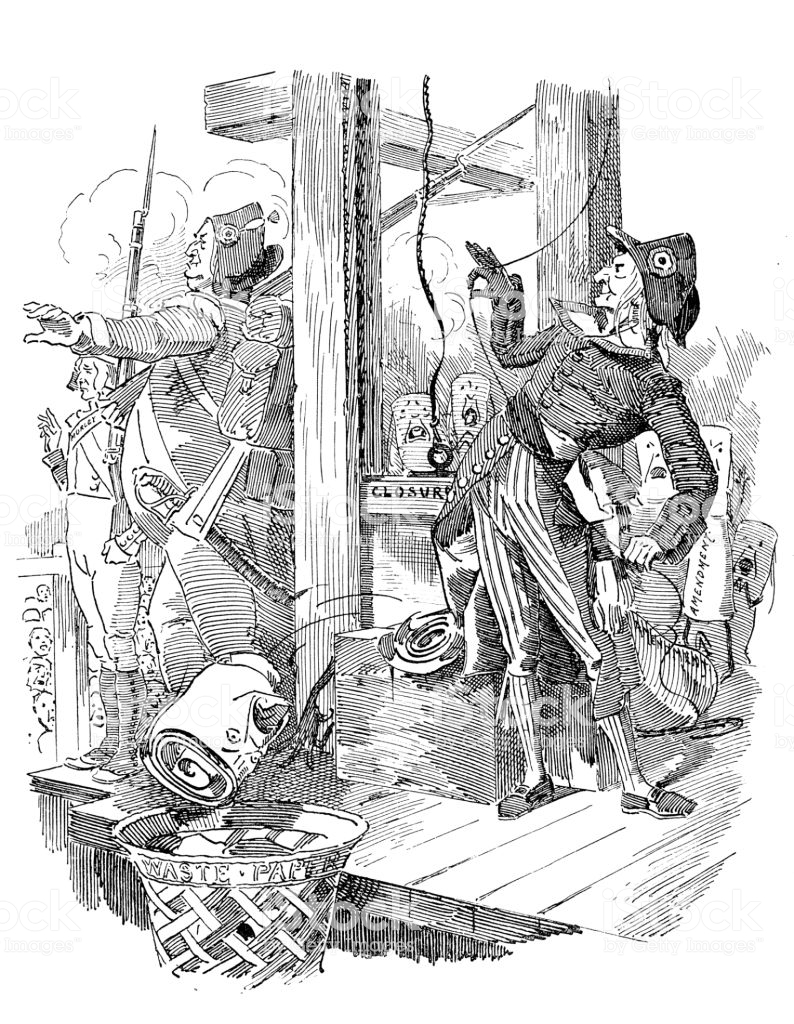 Guillotine in satire and caricature - Page 20 Istock10