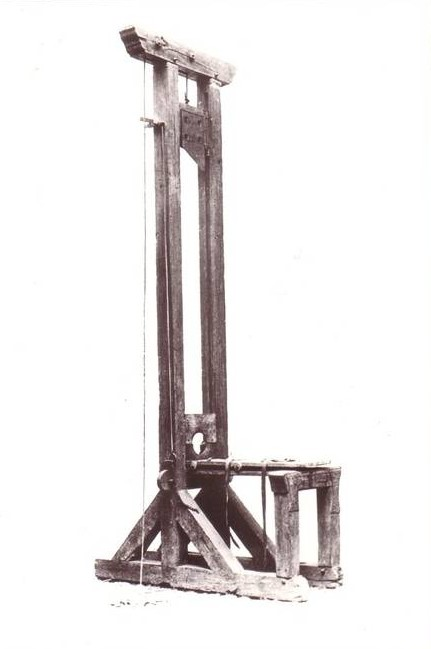 Exécutions en Belgique (1796-1863) Liege10