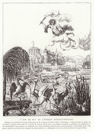 Guillotine in satire and caricature - Page 20 M1865410