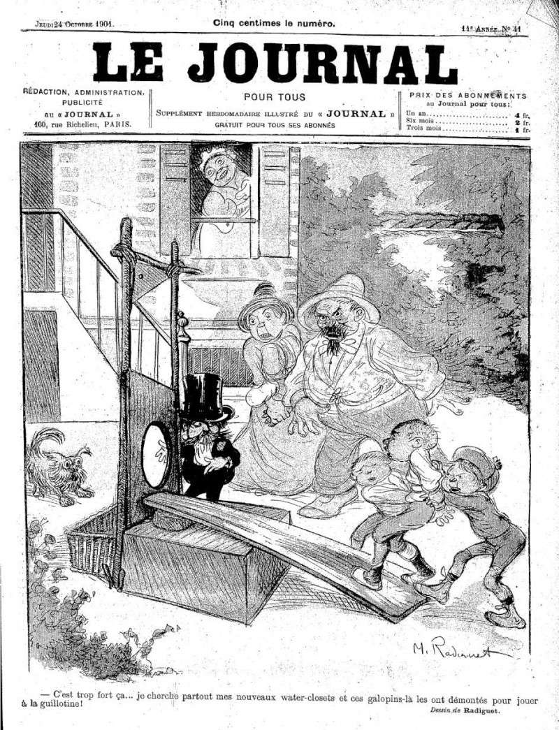 Guillotine in satire and caricature - Page 20 N5730510