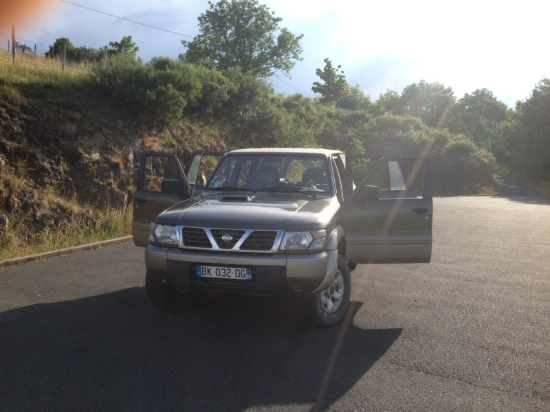 Nissan Patrol TD6 Y61 long Photo_13