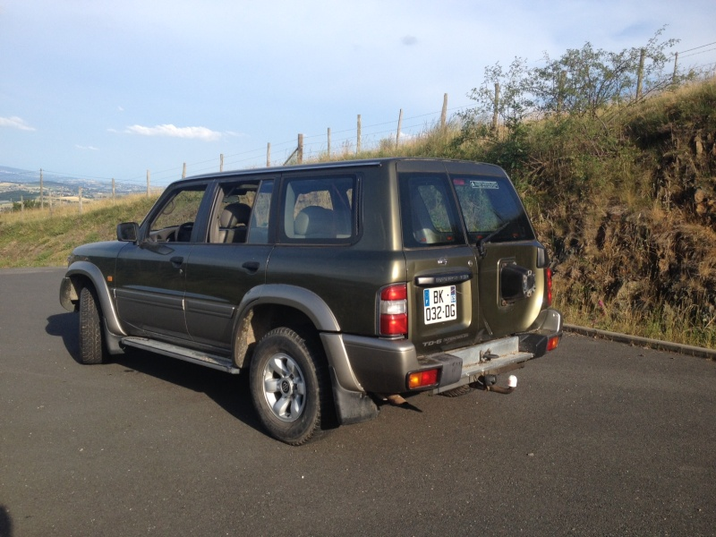 Nissan Patrol TD6 Y61 long Photo_14