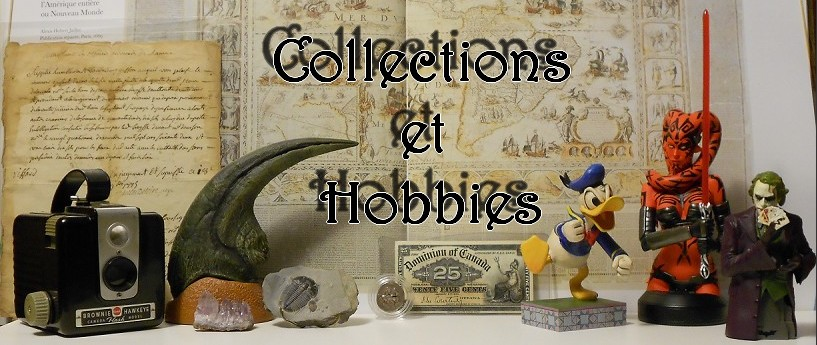 Collections et hobbies