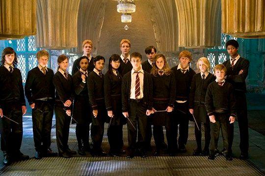 Bienvenue dans le monde de Harry Potter
