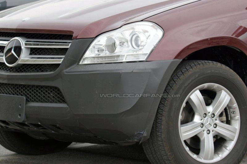 2009 - [Mercedes] GL Restylé 60708010