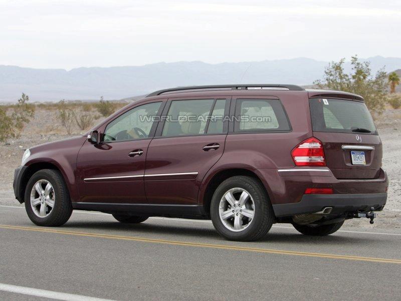 2009 - [Mercedes] GL Restylé 60708011