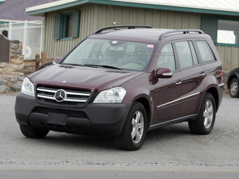 2009 - [Mercedes] GL Restylé 60708012