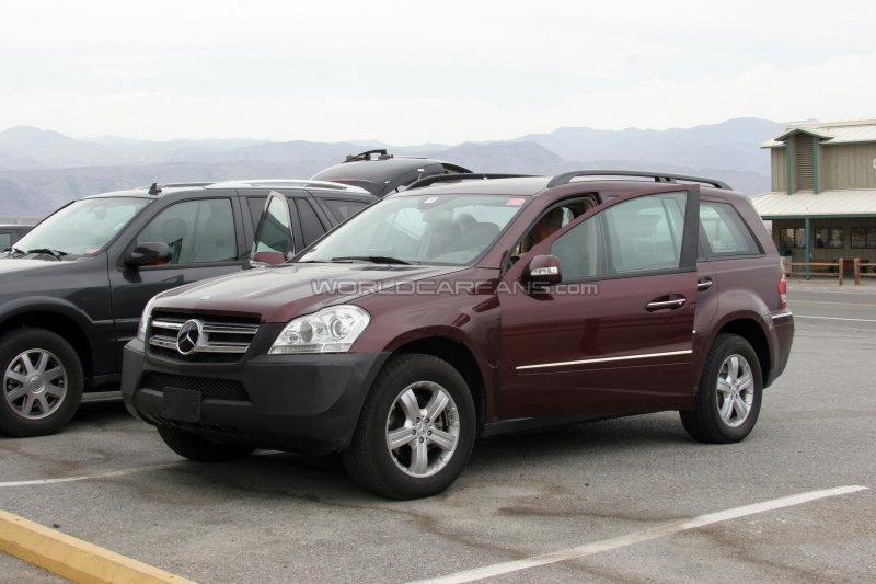 2009 - [Mercedes] GL Restylé 60708013