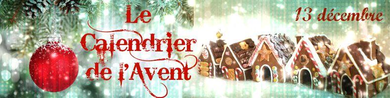 Calendrier de l'Avent 13 décembre - Décoration de table Cal_1310