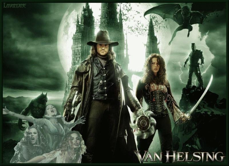 RPG Van Helsing