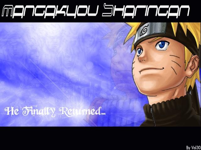 Mangakyou sharingan