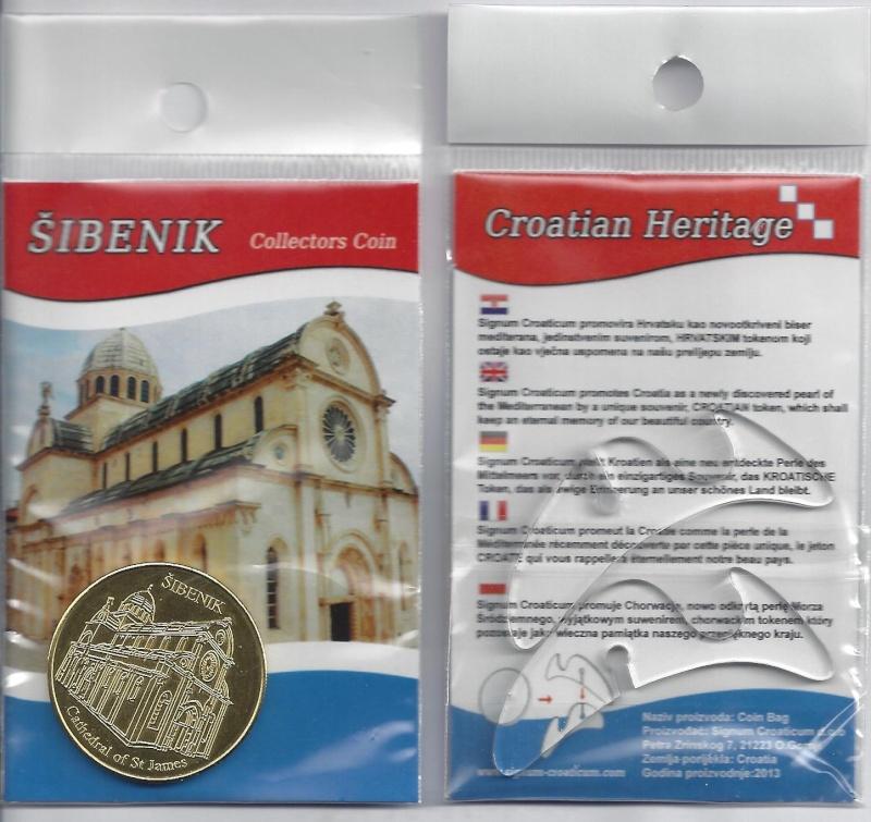 Croatie Token_11