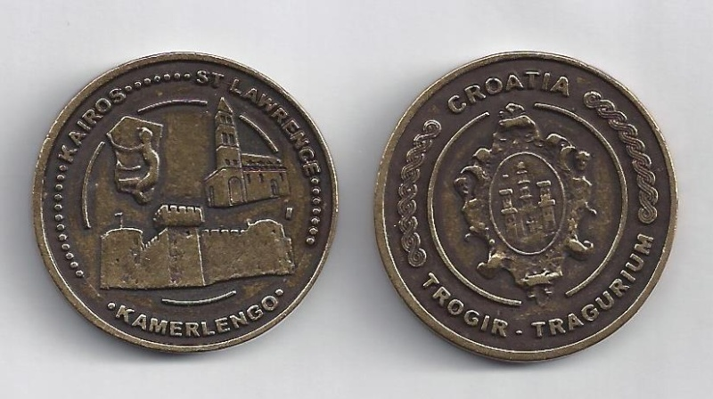 Croatie Trogir10