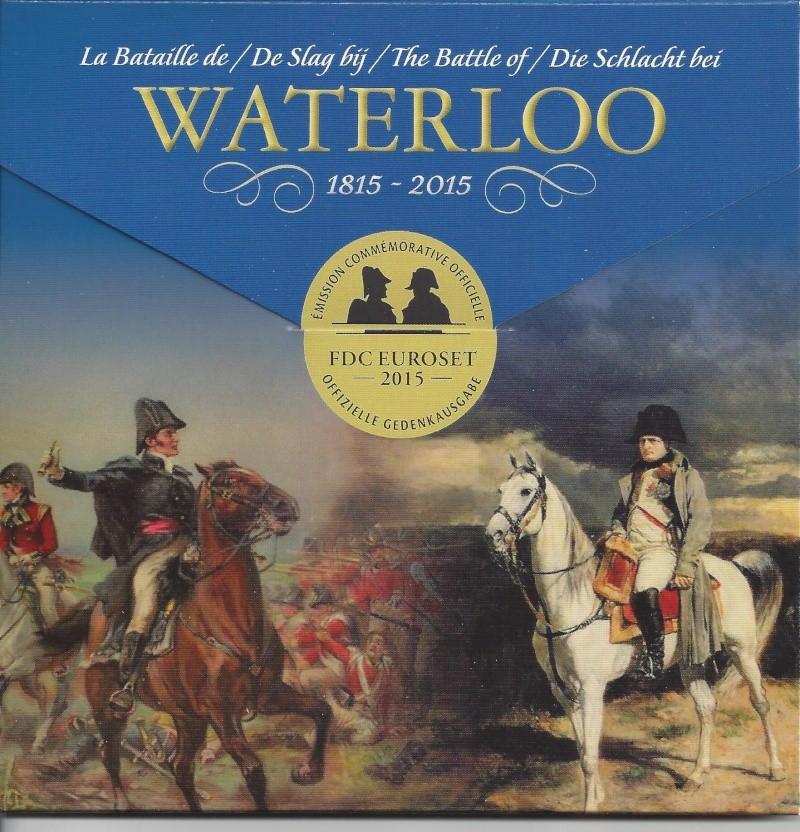 Euro Coffret Annuel Belge Waterl12