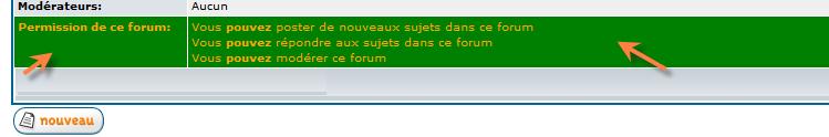 [PHPBB2] Personnaliser les permissions du forum 0111