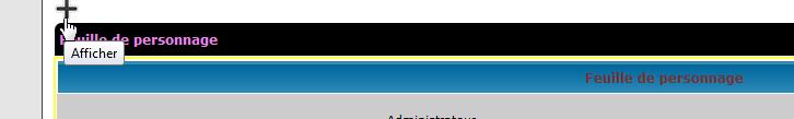 [PHPBB2] Les onglets du profil quelque peu original 0133