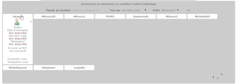 [PHPBB2] Liste des membres quelque peu originale 0311