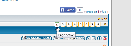 [PHPBB2] Personnaliser la pagination 2110