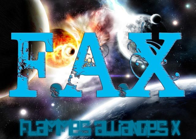 Flammes de l'Alliance X