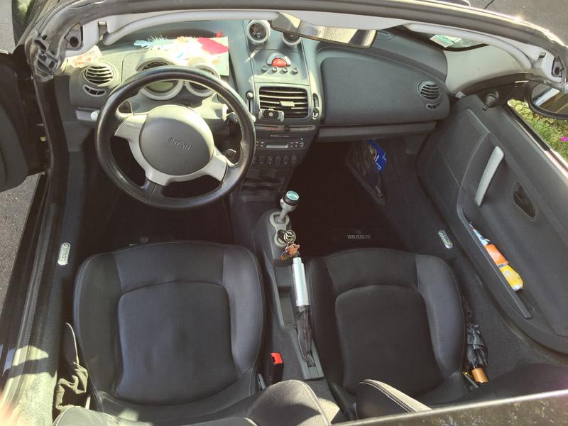 Coût d'entretien et présentation Smart Roadster Coupé W452 Img_2319