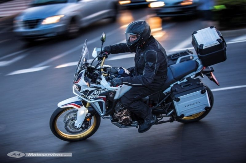 L'Africa Twin 1000 existera en version DCT Captur12