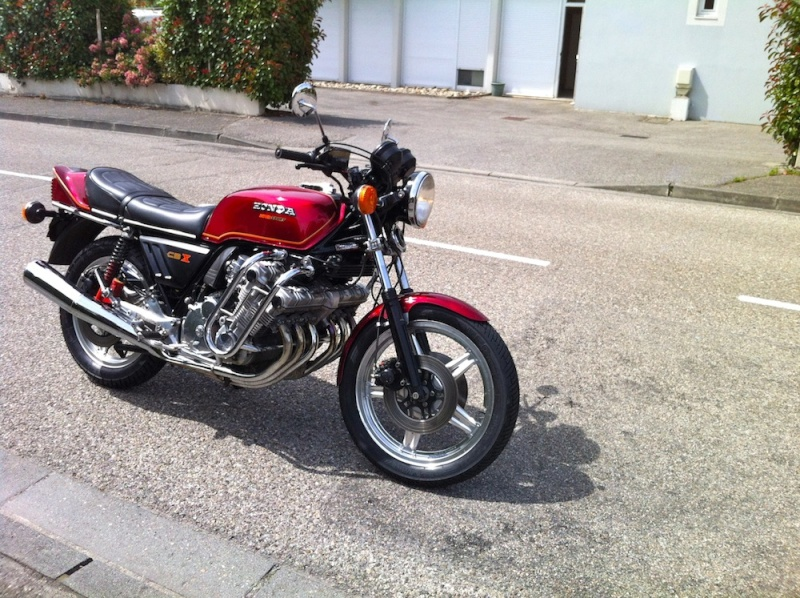 Honda 1000 CB X Photo_19