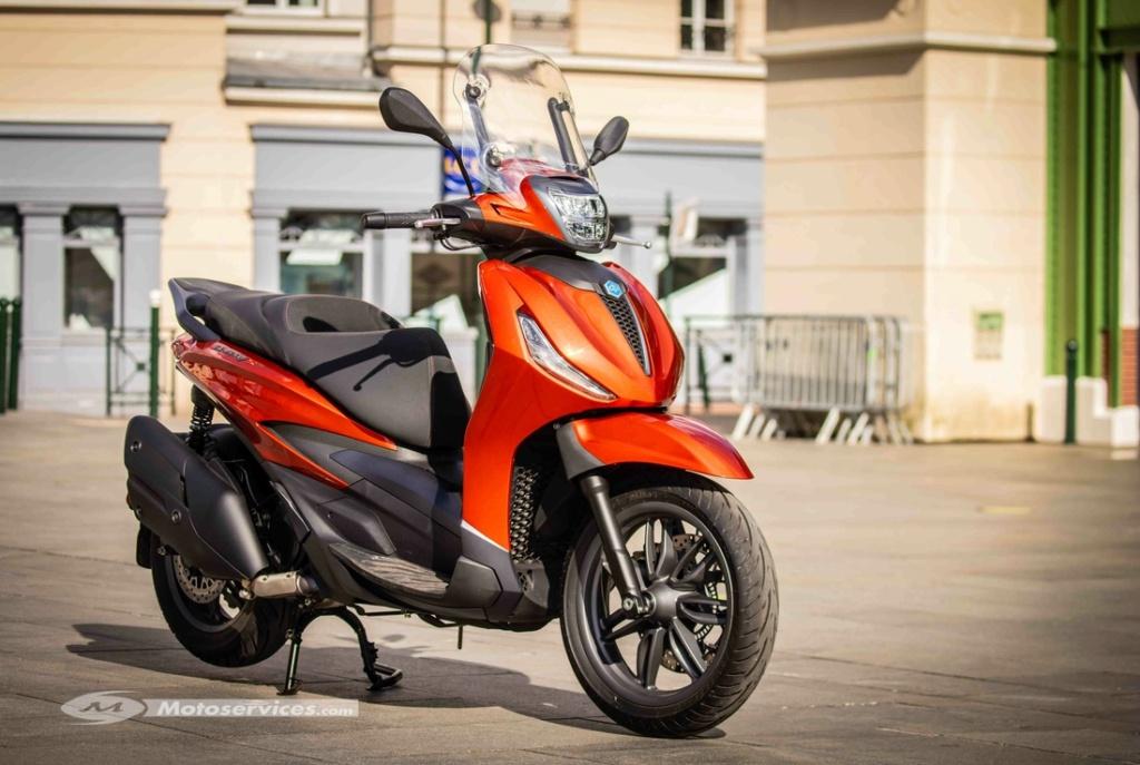 Essai new Beverly 400  Piaggi11
