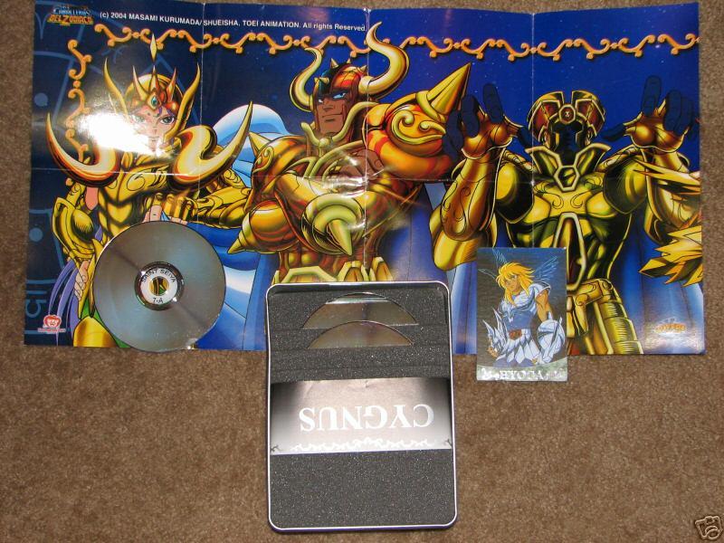 Cofret dvd saint seiya F535_310