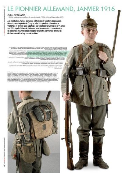 L'Armée impériale allemande Articl10