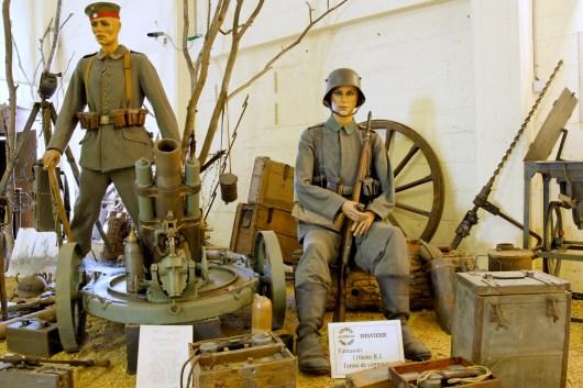 L'Armée impériale allemande Musee_10