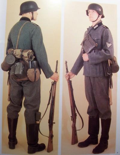 L'Armée impériale allemande Unifor10