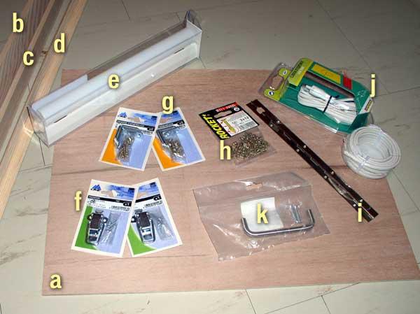 table - Fabriquer votre table lumineuse. 110