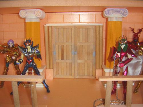 Temple Grec pour figurine Saint Seiya Satrhi10