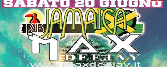 JAMAICA PUB - PARMA 20 Giugno 2015 BY MAX TESTA DEJAY Jamaic10