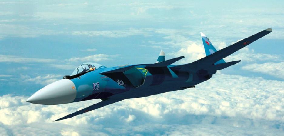 """Sukhoi Su-47 """"Berkut"""" [1:72 - Revell] Fi111l10"""