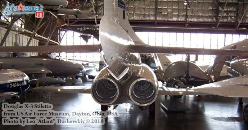 "Douglas X-3 ""Stiletto"" [1/72 - MACH 2] Image010"