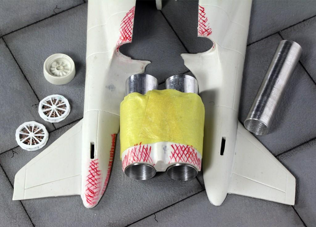 """Douglas X-3 """"Stiletto"""" [1/72 - MACH 2] Img_4440"""