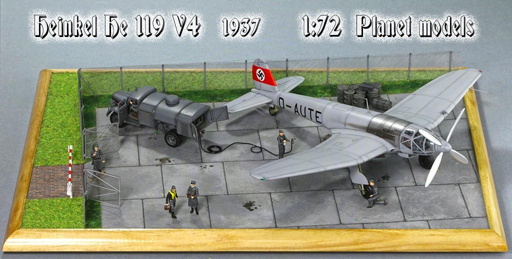 Heinkel He 119 V4 (Planet Models 1:72) Img_4620