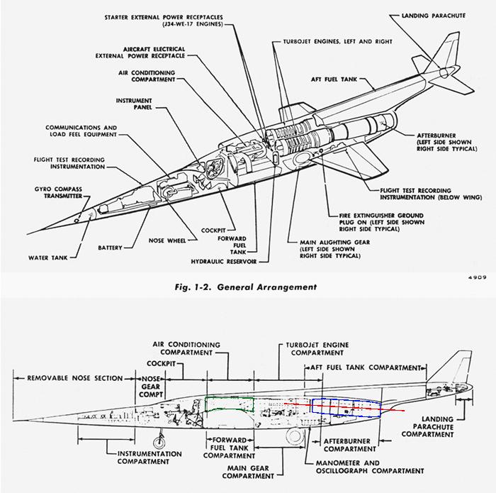 """Douglas X-3 """"Stiletto"""" [1/72 - MACH 2] X3_yco10"""