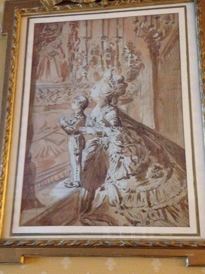 Portraits de Marie Antoinette avec ses enfants - Page 2 Ma_1yr10