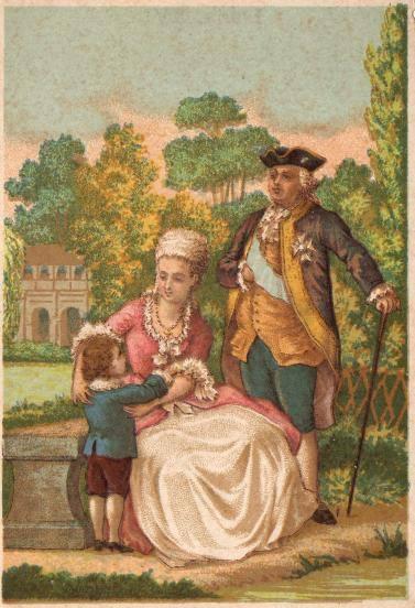 Portraits de Marie Antoinette avec ses enfants - Page 2 Ma_fam10