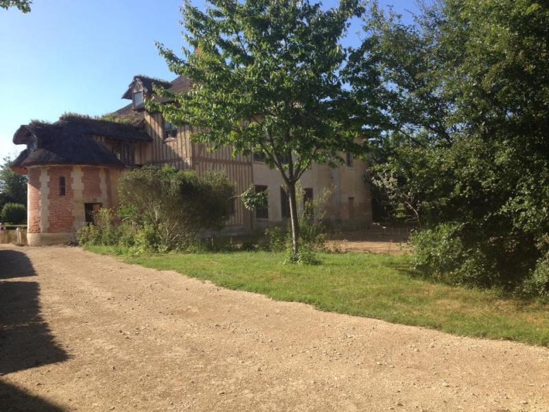 maison - Hameau du Petit Trianon : Restauration de la maison de la Reine  - Page 3 Maison10