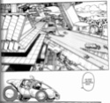 [Mangas] Masamune Shirow (Appleseed - Ghost In The Shell) Planch11