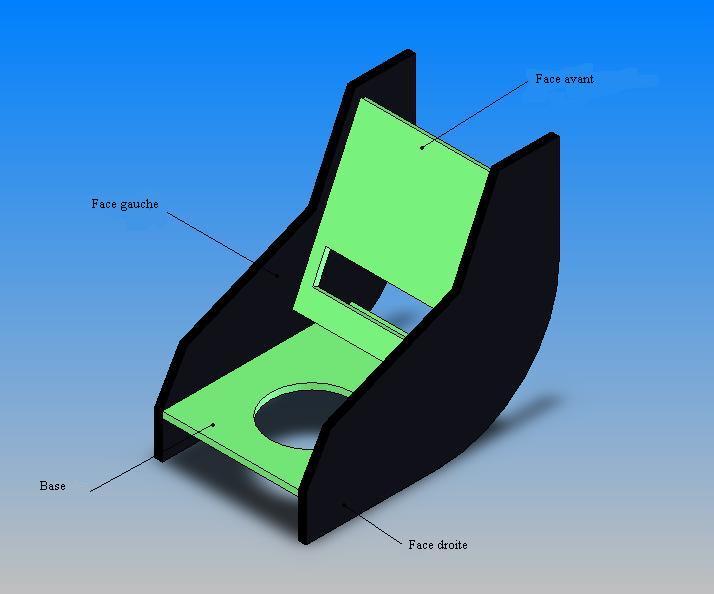 amies de la mini les plans console centrale aide technique autopassion. Black Bedroom Furniture Sets. Home Design Ideas